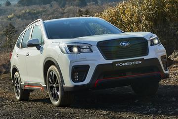 Subaru Forester Sport legt ander accent