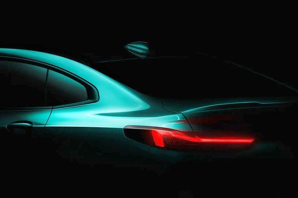 BMW toont stukje 2-serie Gran Coupé
