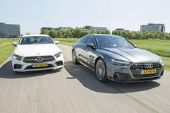 Audi A7 Sportback - Mercedes-Benz CLS