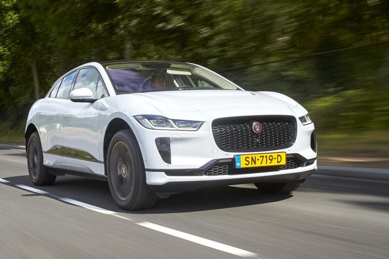Jaguar I-Pace - Eerste rijtest