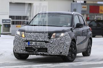 Suzuki Vitara krijgt milde facelift
