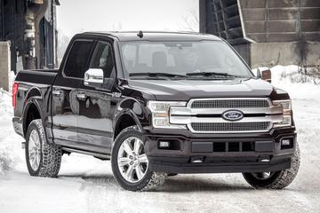 Ford facelift F-150