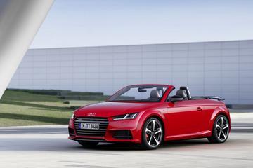 Audi TT als S-line Competition