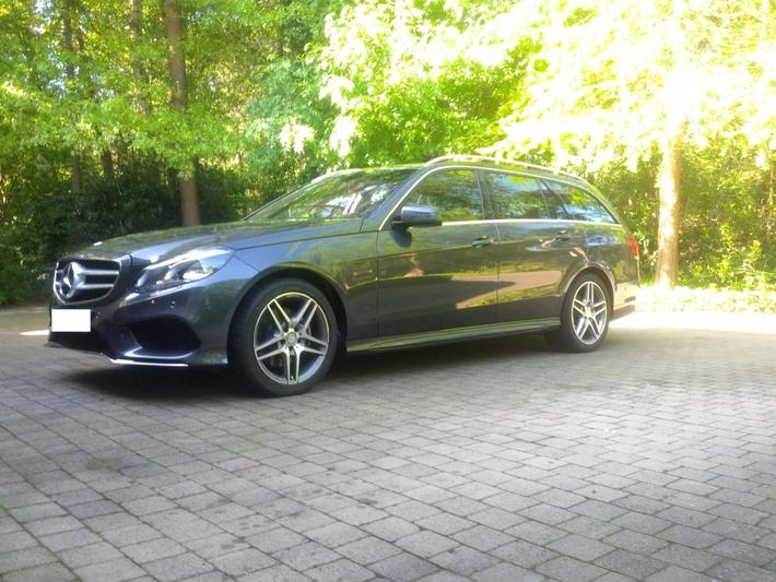 Mercedes-Benz E 200 CDI Estate (2014)