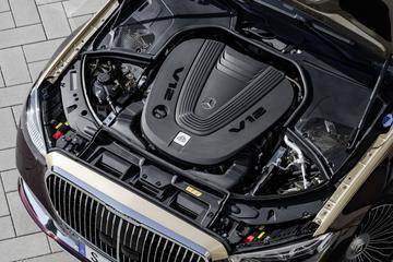 Mercedes-Maybach S 680 (niet) voor het eerst in beeld