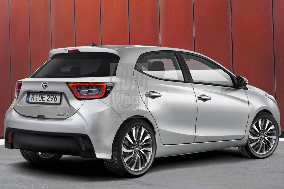 2020 Toyota Yaris 53