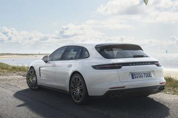 Porsche Panamera Sport Turismo ook als plug-in