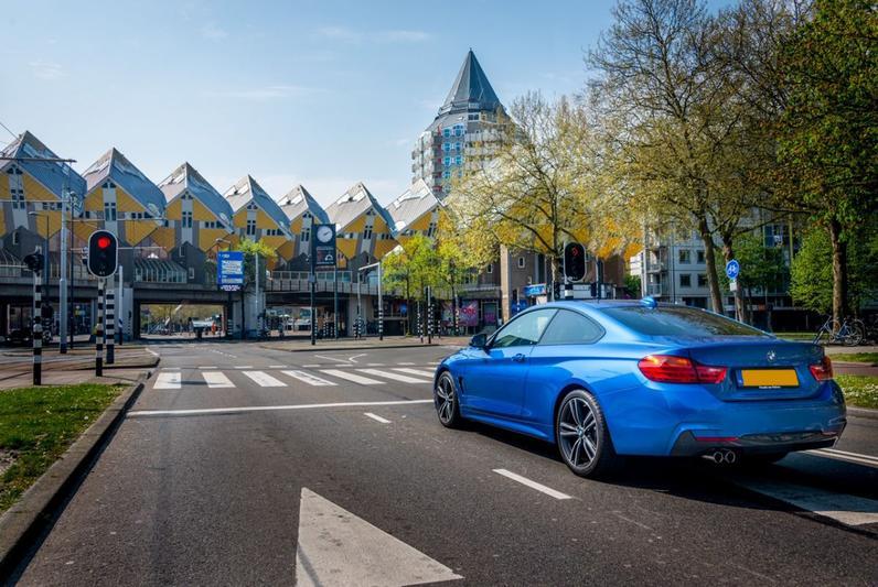 BMW 420i Coupé (2016)