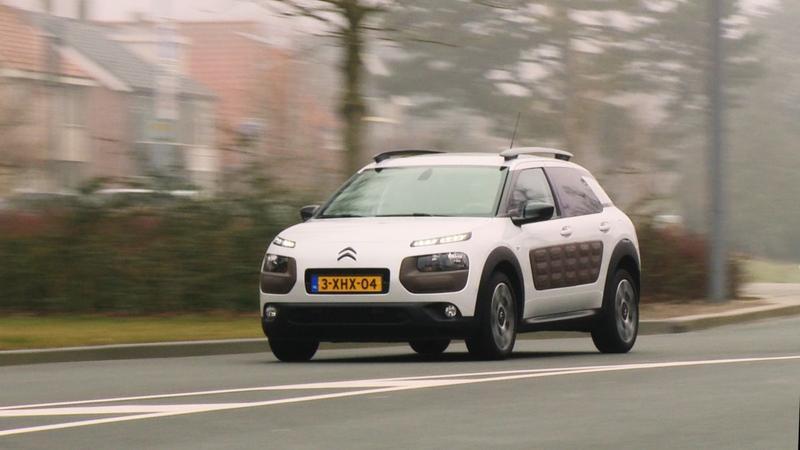 Welkom duurtest - Citroën C4 Cactus