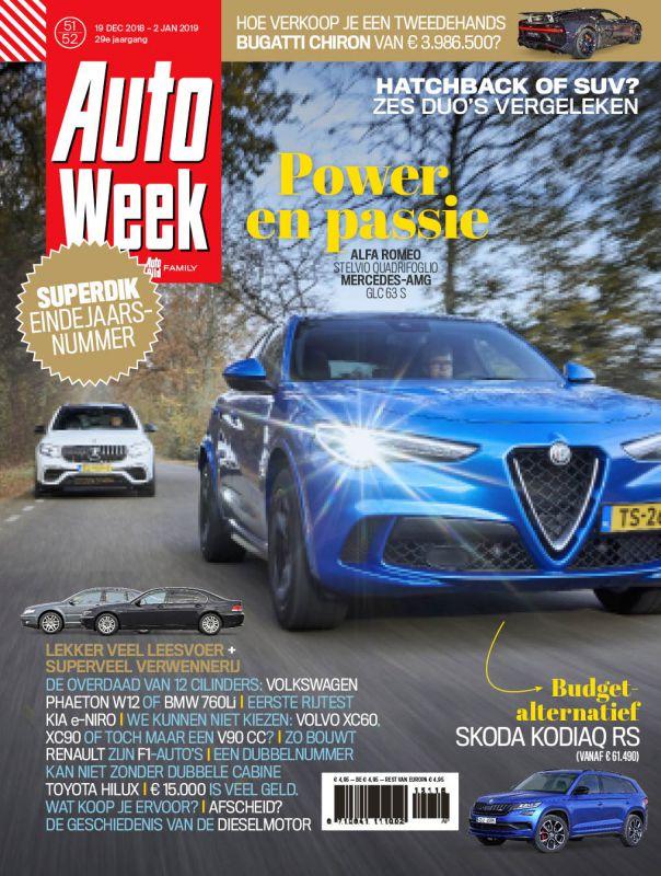 AutoWeek 51/52 2018