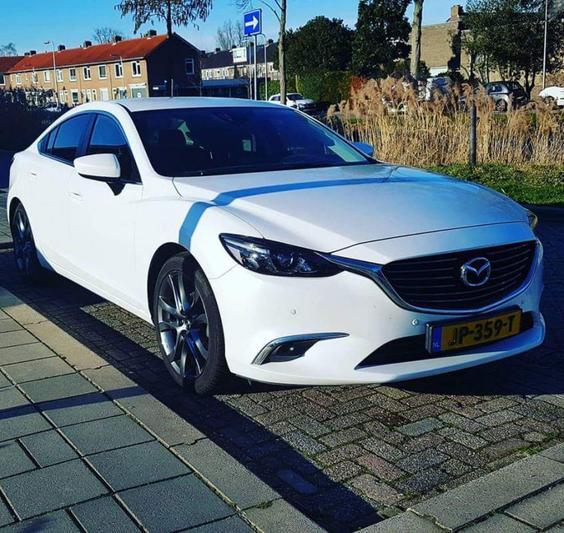 Mazda 6 SkyActiv-D 2.2 150 Skylease GT (2016)