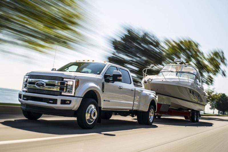 Ford Super Duty Limited