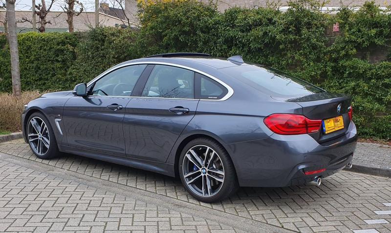 BMW 440i Gran Coupé (2018)