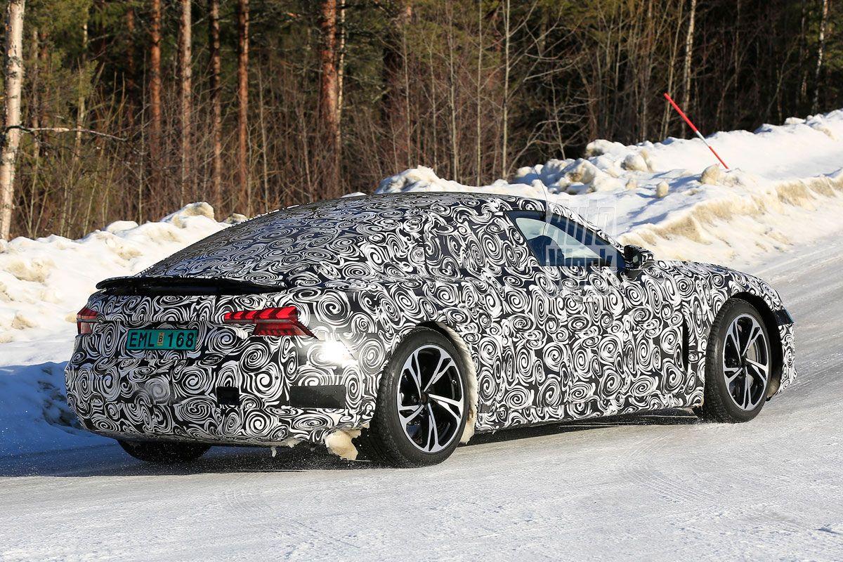 2021 - [Audi] E-Tron GT Eyny79wbwloj