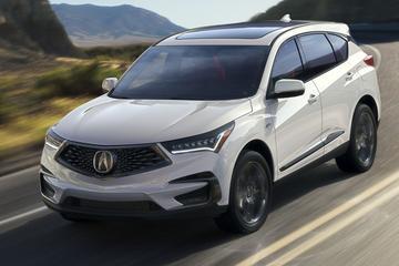 Acura RDX zonder 'Prototype'