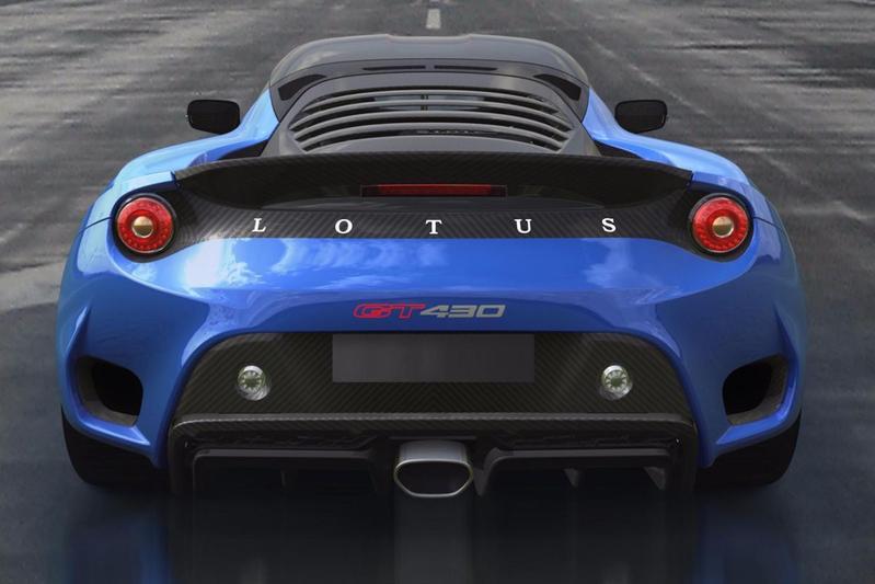 Lotus Evora GT340 Sport