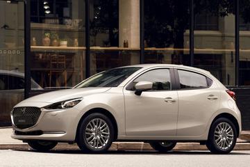 Mazda 2 verder fijngeslepen
