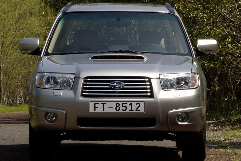 Facelift Friday: Subaru Forester