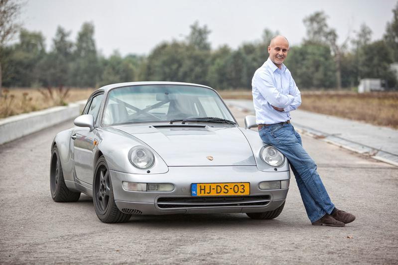 Klokje Rond - Porsche 911
