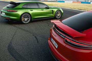 Porsches Panamera nu ook als GTS