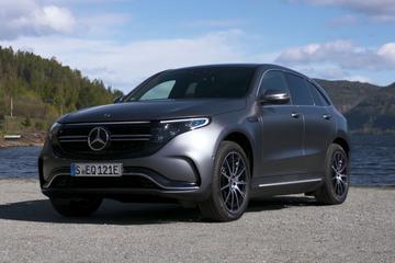 Mercedes-Benz EQC – Rij-impressie
