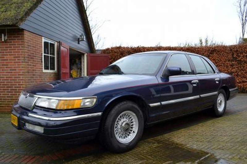Mercury Grand Marquis LS (1994)