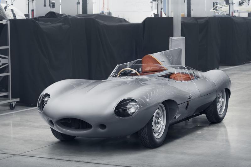 Jaguar gaat D-Type weer bouwen