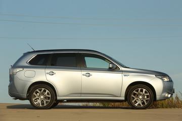 Ruim 100.000 Mitsubishis Outlander PHEV in Europa
