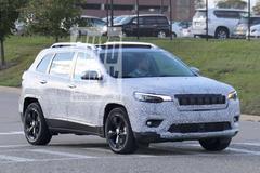 Ingrijpende facelift voor Jeep Cherokee