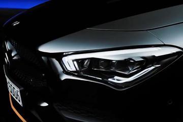 Mercedes-Benz laat nieuwe CLA weer zien