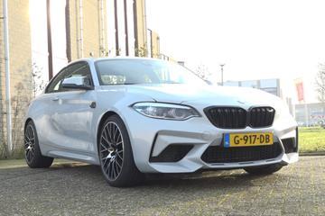 BMW M2 - Achteruitkijkspiegel