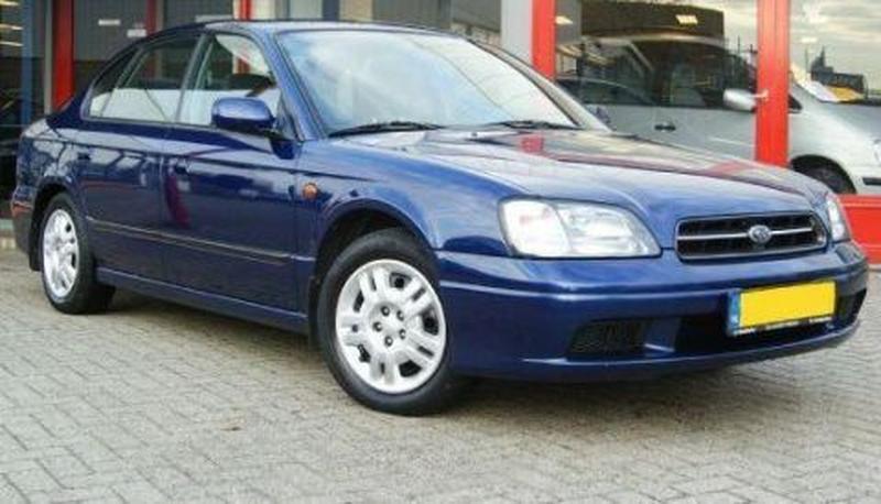 Subaru Legacy 2.0 GL AWD (2002)