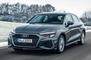 Test: Audi A3 + Q3 45 TFSIe