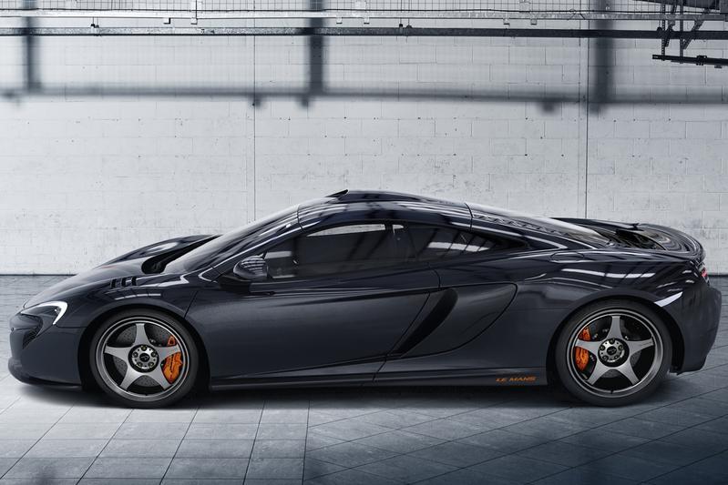 Knipoog: McLaren 650S Le Mans