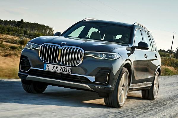 'BMW wil verkoop grote modellen verdubbelen'