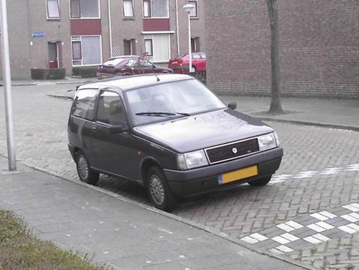 Lancia Ypsilon 1.3 i.e. GT (1989)