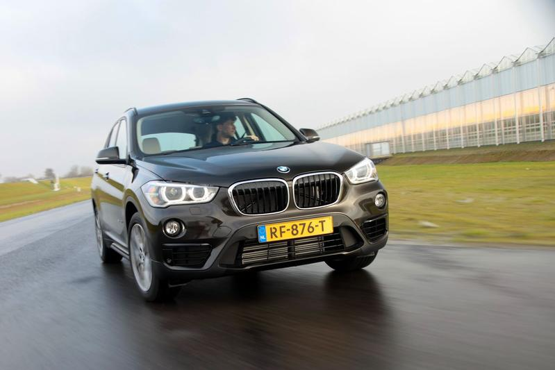 Mini One - BMW X1