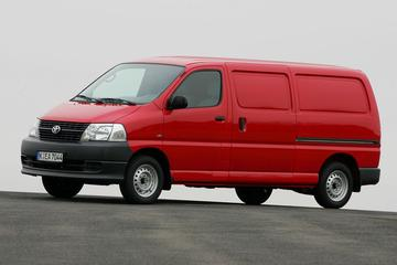 Facelift Friday: Toyota HiAce
