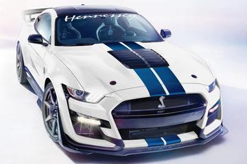 Heftige krachtinjectie voor Shelby Mustang GT500