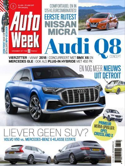 AutoWeek 3 2017