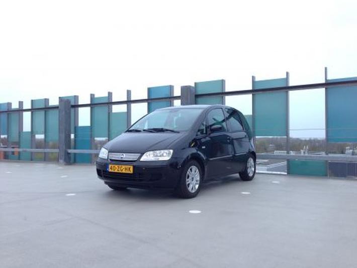Fiat Idea 5-deurs mpv (2006)