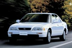 De Tweeling: Honda Legend - Daewoo Arcadia