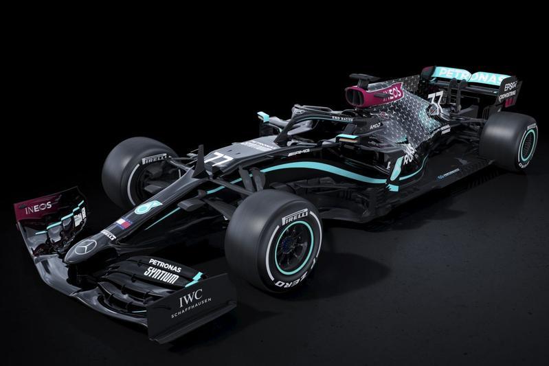 Mercedes-AMG F1 W11 2020
