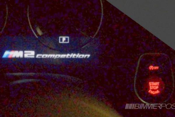 Levensteken BMW M2 Competition