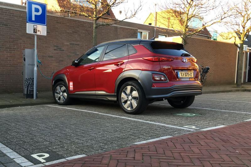 Hyundai Kona Electric EV