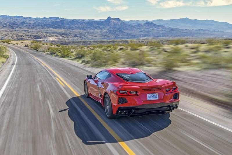 Chevrolet Corvette - Eerste Rijtest