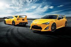 Toyota hijst GT86 in sportpak
