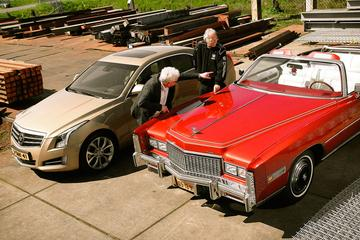 Geschiedenisles Cadillac ATS
