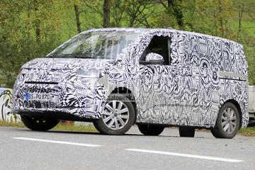 Volkswagen Transporter T7 opnieuw in beeld