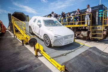Volvo verplaatst XC60-productie naar China